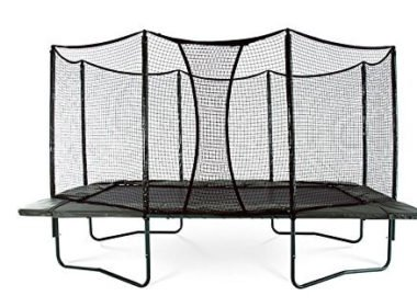 JumpSport AlleyOOP VariableBounce Rectangle Trampoline Review