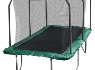 Summit Rectangle Trampoline Review