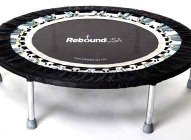 MaXimus Pro Gym Trampoline with handlebar Review