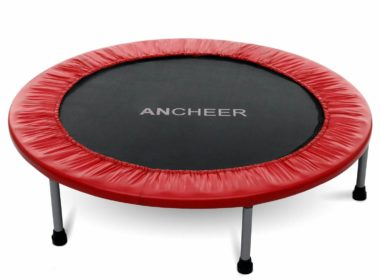 Ancheer Folding Rebounder Trampoline Review