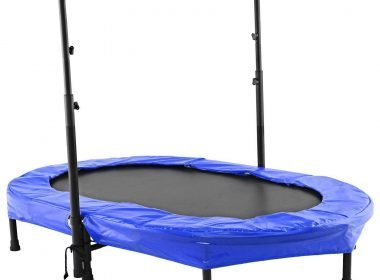 Ancheer Mini Rebounder Trampoline Review