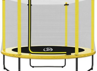 Langxun 5-Feet Trampoline Review
