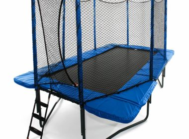 JumpSport StagedBounce Rectangular Trampoline Review