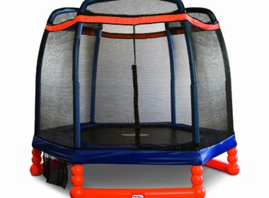 Little Tikes 7-feet Trampoline Review