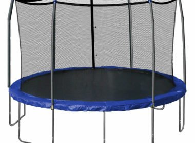 Skywalker 15-feet Round Trampoline Review