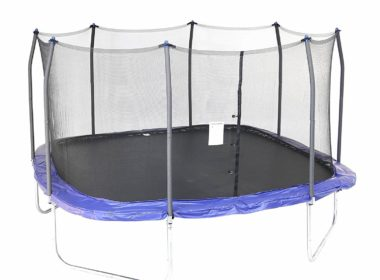 Skywalker 14-feet Square Trampoline Review