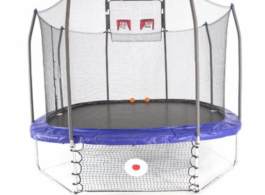 Skywalker 12-feet Square Trampoline Review