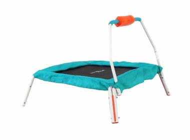 Skywalker Square Jump-N-Count Interactive Trampoline Review
