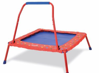 Galt Folding Trampoline Review