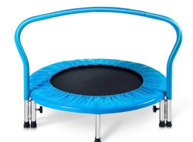 Merax 36-inches Mini Trampooline Review