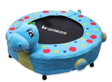 Wamkos 36-inches Mini Kids Trampoline Review