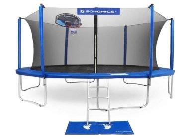 SONGMICS Trampoline Review