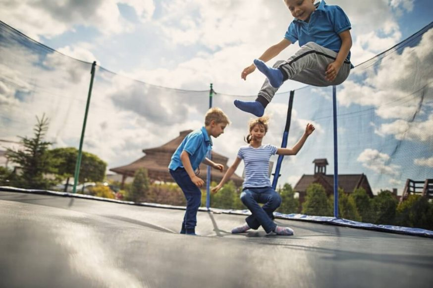 How do I work out on a Trampoline? - Trampoline Guide