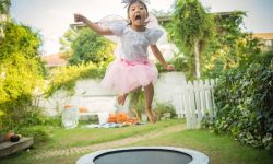Fun trampoline games for kids and adults