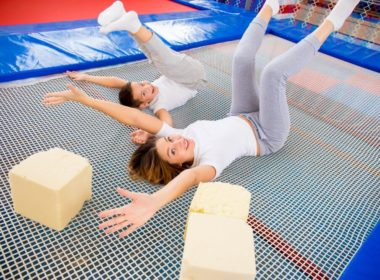 Trampoline park rules and regulations