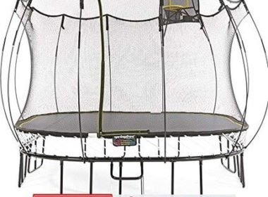 Springfree Trampoline Large Square S113 Review