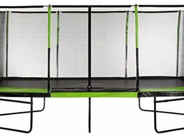 Upper Bounce 10' by 17' Rectangle Trampoline Review