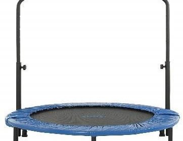 Upper Bounce Mini Trampoline 48'' Review
