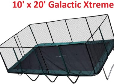 Galactic Xtreme Gymnastic Rectangle Trampoline Review