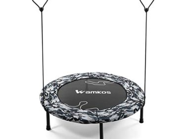 Wamkos 40″ Rebounder Review