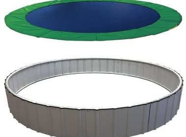 In-Ground Trampoline (Standard) Review