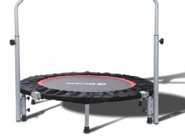 BCAN 40″ Foldable Mini Trampoline Review