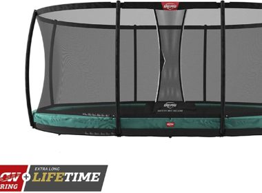 Berg Champion In-ground Oval Trampoline Review