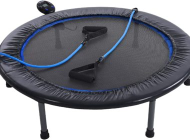 Stamina 38-Inch Intone Plus Rebounder Review