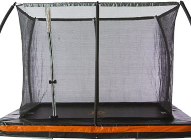 Jumpsport In Ground Rectangle Trampoline Review