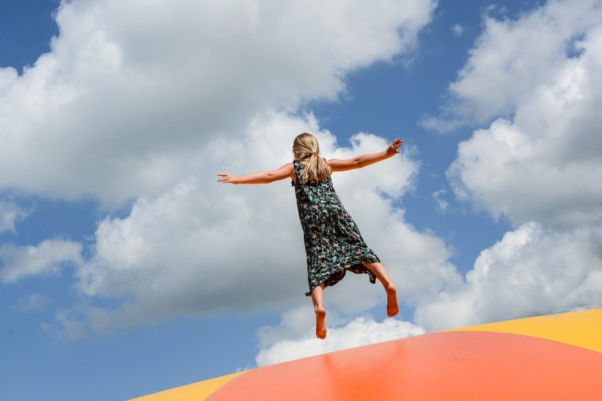 The important role of the trampoline for a child development - Trampoline Guide