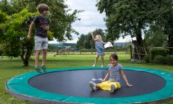Top in-ground trampolines in 2021