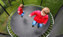 Average trampoline cost
