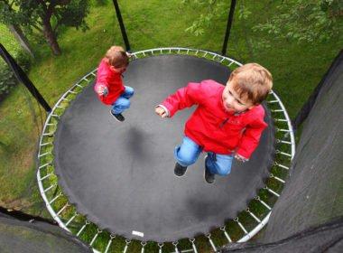 Average trampoline cost