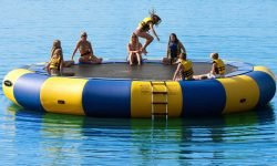Top-rated small and big water trampolines in 2020