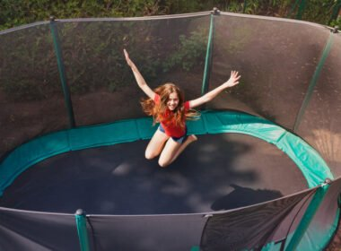 What trampoline equipment do you need for trampolining?
