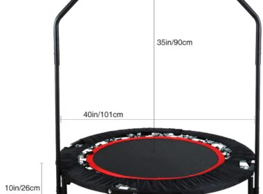 RedSwing Mini Trampoline Review