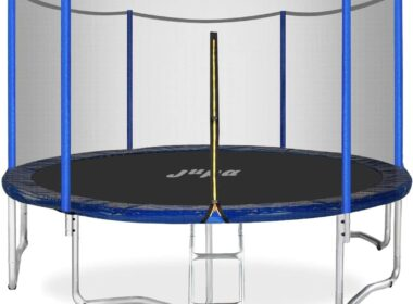 Jupa Trampoline with Enclosure Review
