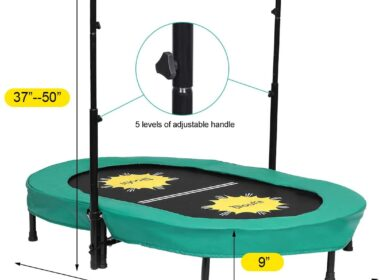 Doufit TR-01 Trampoline Review