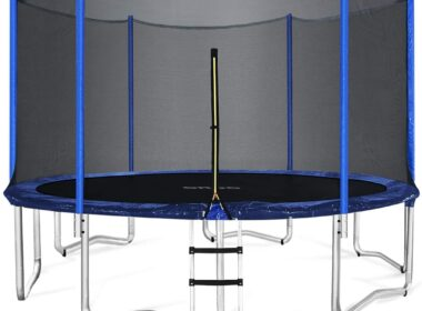 ORCC Round Trampoline Review