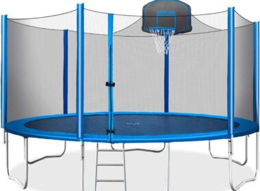 Merax 15FT Trampoline Review