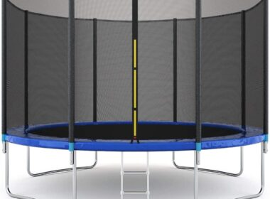 Giantex Trampoline 12 FT with Ladder Review