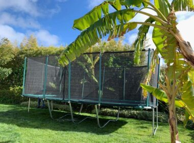 Galactic Xtreme Rectangle Trampoline Review