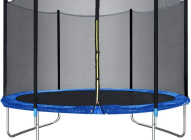 Best Massage 10ft Trampoline Review