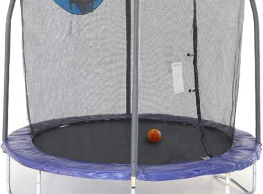 Skywalker Jump N' Dunk 8ft Trampoline Review