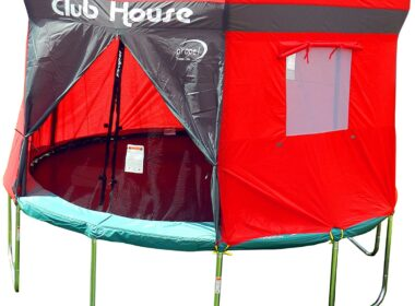 Propel Trampoline Club House Review