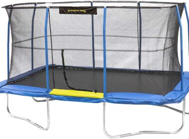 "JumpKing 12"" by 17"" Trampoline Review"