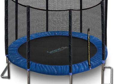 SereneLife Round Trampoline Review