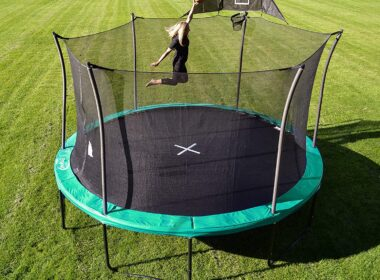 Propel 14ft Trampoline Round Review