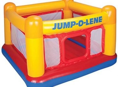 Intex Inflatable Jump-O-Lene Playhouse Trampoline Review