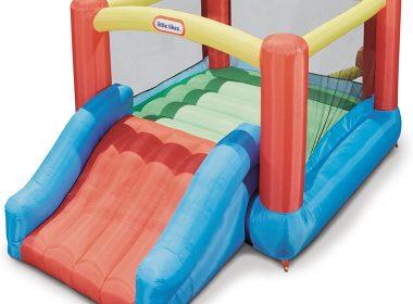 Little Tikes Jr. Jump' n Slide Bouncer Review